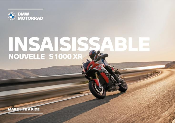 bmw mototrrad action insaisissables