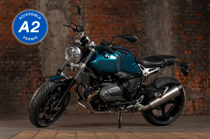 R nineT Pure version A2.