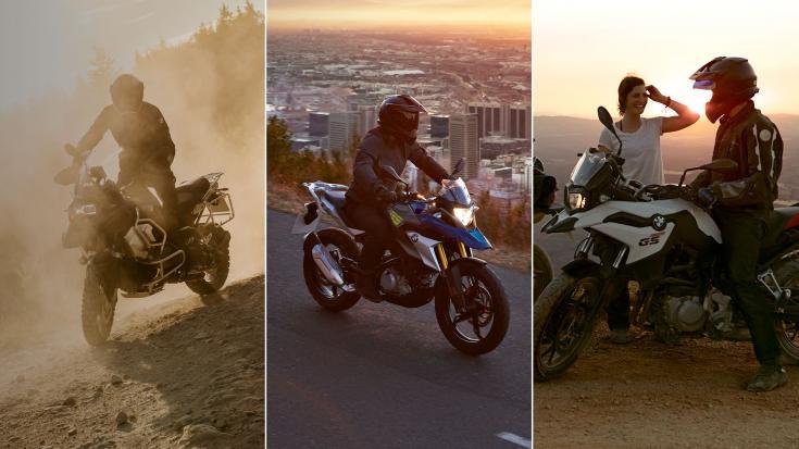 bmw motorrad gewinnspiel 2021