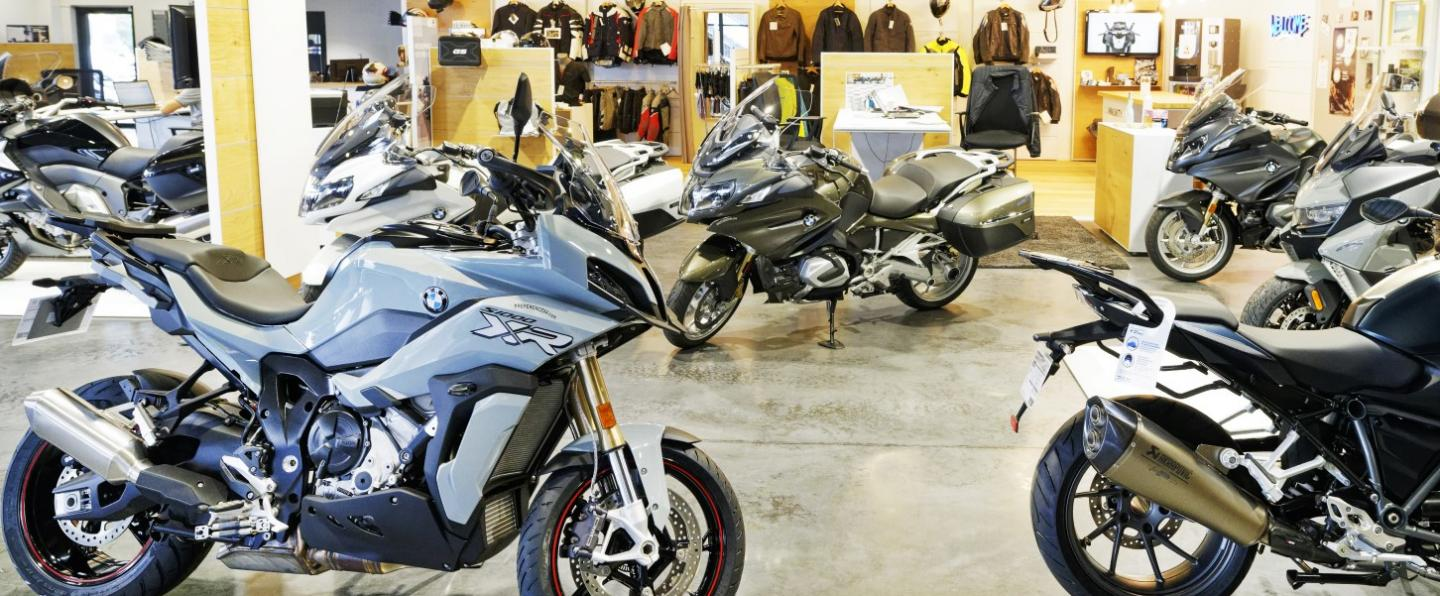 concession bmw motorrad preference 64 anglet
